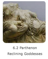 6.2 Parthenon Reclining Goddesses