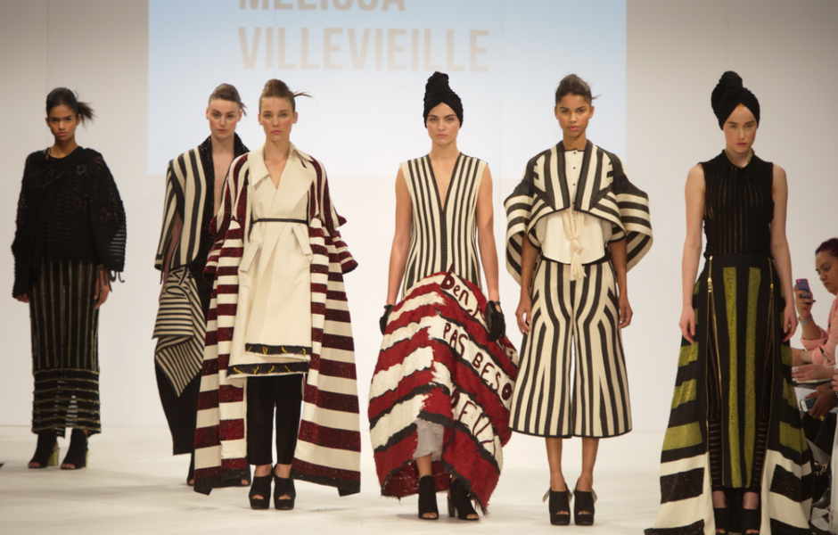 Collection by Melissa Villevielle, Graduate Fashion Week 2015