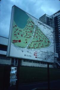 Estate plan by Yugo Zapadnaya station/photo 1983/photographer M Glendinning