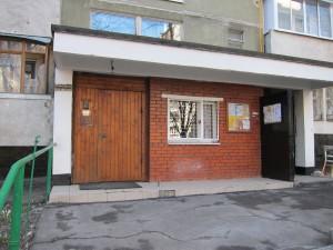 Vernadskovo Prospekt, entrance 4/photo 2013/photographer M Glendinning