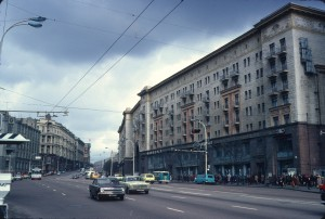 Tverskaya (Gorkovo) Ulitsa 4/photo 1981/photographer M Glendinning