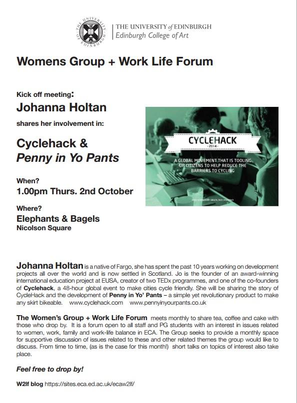 W2LF - Johanna Holtan