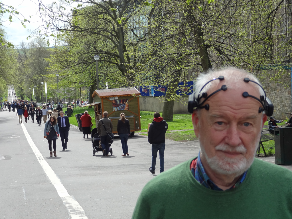 Pilot EEG study in The Meadows