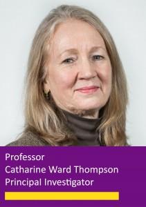 Portrait of Catharine Ward Thompson