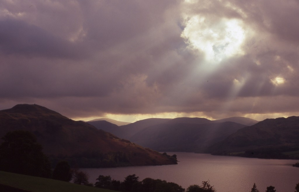 Photo of Ullswater by Amy Sian Redman