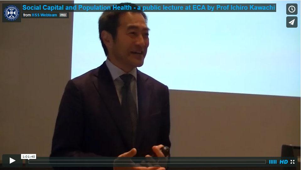 Ichiro Kawachi screengrab