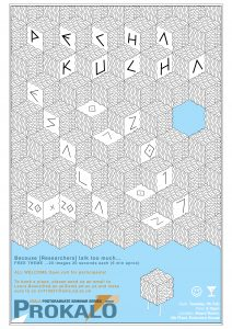 Poster design: Pablo Jiminez Moreno
