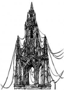 scott-monument
